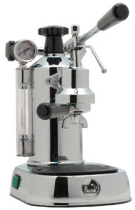 La Pavoni PC-16 Home Lever Pull Espresso Machine