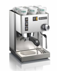Rancilio Silvia Home Espresso Machine